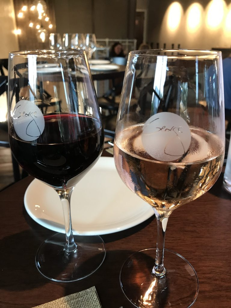 The Casual and Cool Wine Bar George at Disney Springs