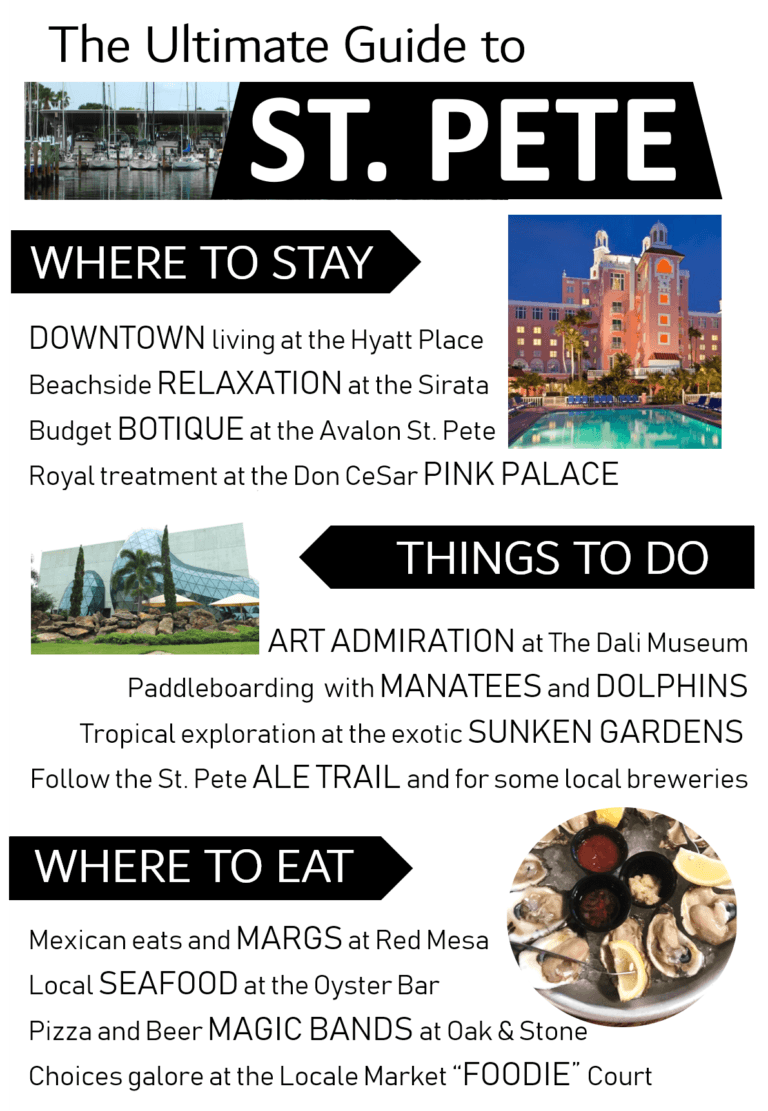 St. Petersburg Florida Travel Guide